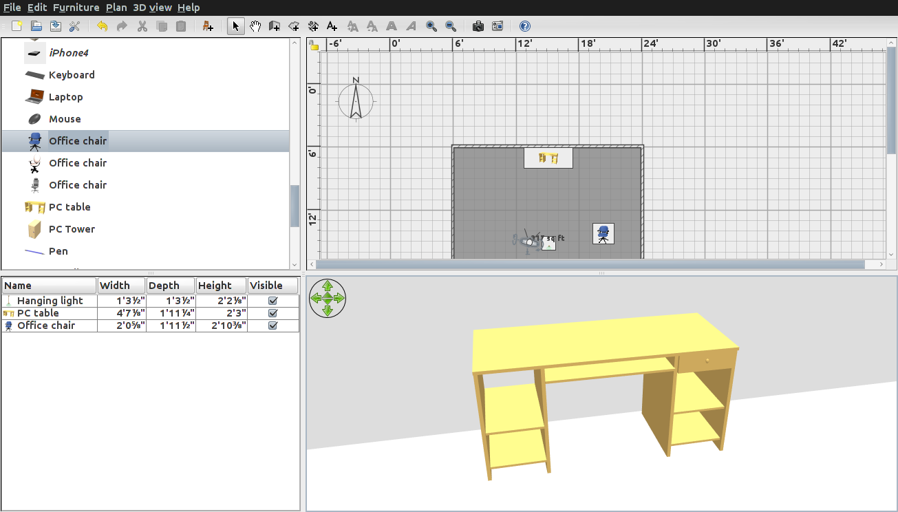 SweetHome3D Tutorial. Auto CAD  Home and Furniture   DCJTech info