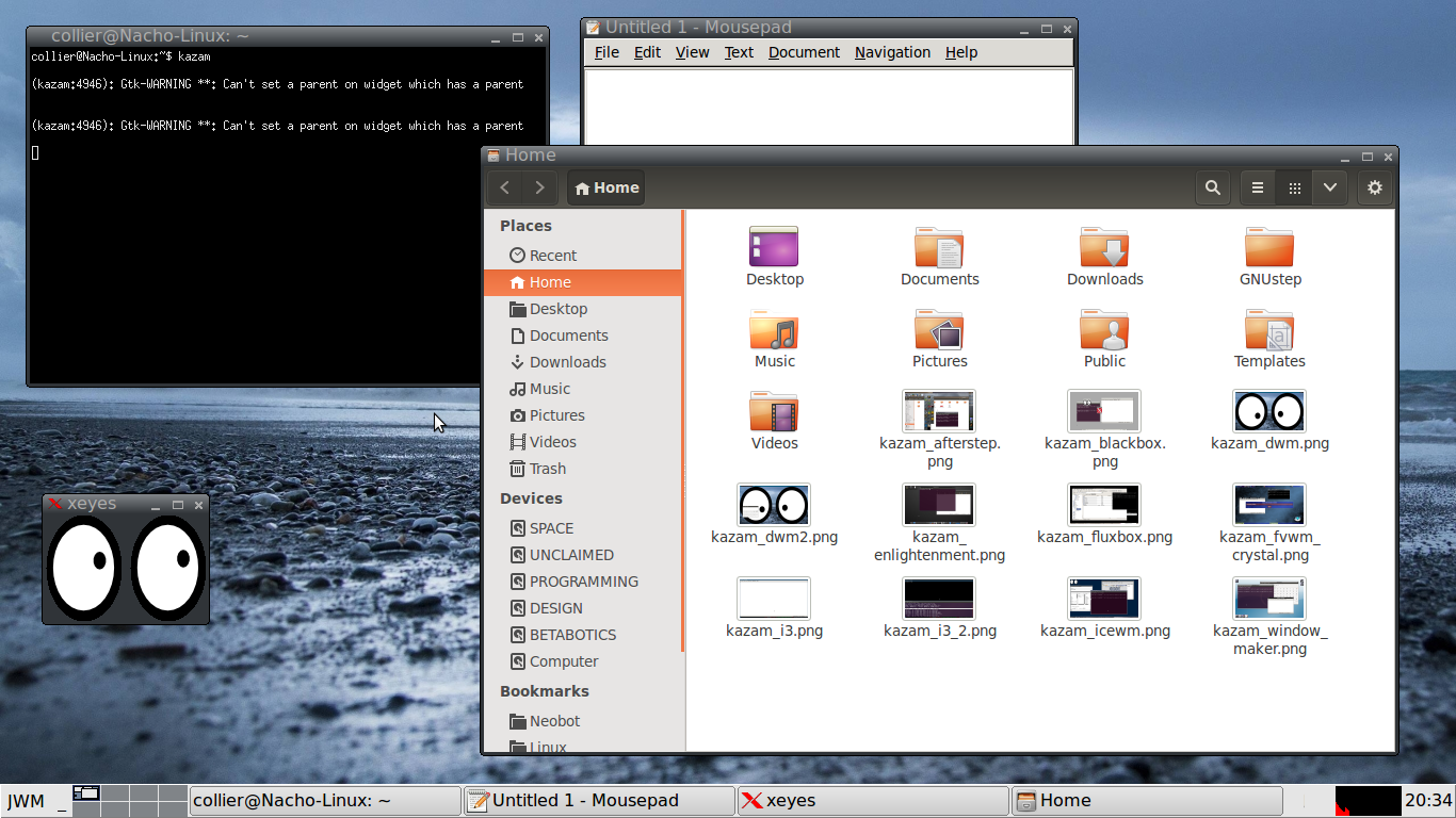 Linux Window Managers | DCJTech info