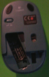 Logitech Mouse (view 2)