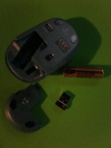 Logitech Mouse (view 3)
