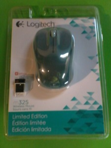 Logitech Mouse (package)