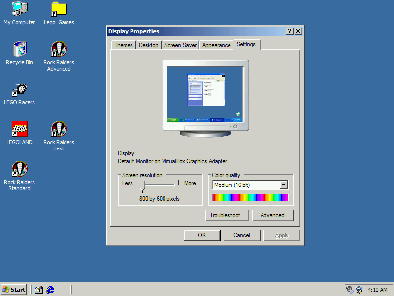 WinXP-Lego-video-settings