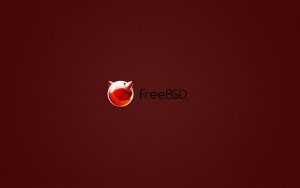 Red Kevlar BSD Wallpaper by Skylar Mckindley