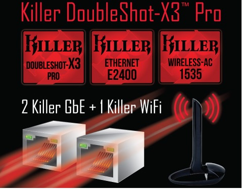 Introduction and Feature Review for the E2400 Killer, Made for